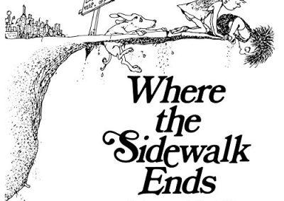 album-cover_shel-silverstein_where-the-sidewalk-ends